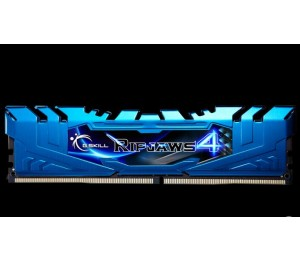 G.skill 16gb (4gbx4) Ddr4-2400 (pc4-19200) Cl15-15-15-35 1.2 Volt F4-2400c15q-16grb 209020