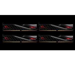 G.skill 64GB (16GBx4) DDR4-2400 (PC4-19200) CL16-16-16-39 1.2 Volt[Fortis] AMD Ryzen F4-2400C16Q-64GFT