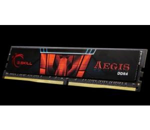 G.skill Aegis 8gb Pc4-19200 Ddr4 2400mhz 17-17-17-39 1.2v Dimm F4-2400c17s-8gis