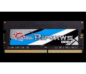 G.Skill Ripjaws 8Gb Pc4-21300 Ddr4 2666Mhz 19-19-19-43 1.2V So-Dimm F4-2666C19S-8Grs