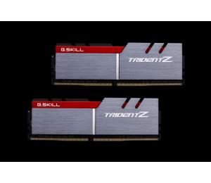G.skill 16GB (8GBx2) DDR4-3733 (PC4-29800) CL17-17-17-37 1.35 Volt [Trident Z] Z170 F4-3733C17D-16GTZA