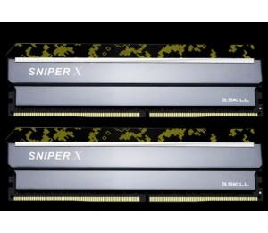 G.skill Sniperx 16g Kit (2x8g) Ddr4 3200mhz F4-3200c16d-16gsxkb