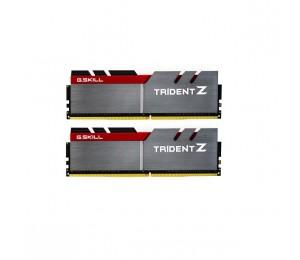 G.Skill DUAL CHANNEL: 16GB (2x8GB) DDR4 3200MHz [TridentZ] 1.35V F4-3200C16D-16GTZB