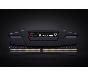 G.skill 16GB (16GBx1) DDR4-3200 (PC4-25600) CL16-18-18-38 1.35 V[Ripjaws V]Intel Z170 Platform