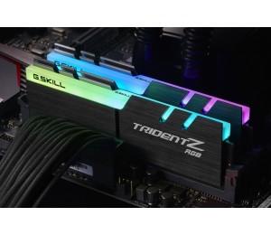 G.SKILL PC4-28800 / DDR4 3600 MHZ 16GB 2 X 8GB 17-18-18-38 1.35V TRIDENT Z RGB F4-3600C17D-16GTZR