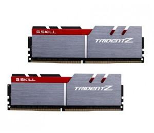 G.Skill Tridentz 16G Kit (2X 8G) Pc4-29800 Ddr4 3733Mhz 17-17-17-37 1.35V Dimm F4-3733C17D-16Gtza