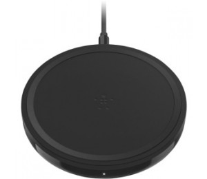 Belkin Qi Boost Up Bold Wireless 10w Charging Pad For Iphone Samsung Lg And Sony Black F7u050aublk