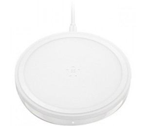 Belkin Qi Boost Up Bold Wireless 10w Charging Pad For Iphone Samsung Lg And Sony White F7u050auwht