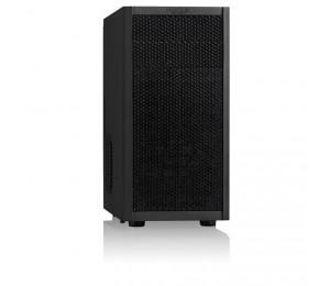 Fractal Design Mini Tower Case : Core 1000 USB 3.0 Black (Fits MicroATX/ Mini ITX) FD-CA-CORE-1000-USB3-BL