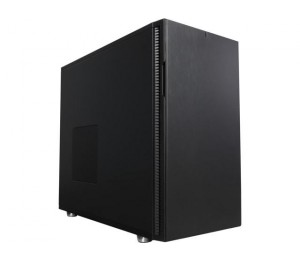 Fractal Design Mid Tower Case : Define R5 Black ATX No PSU 2x USB 3.0 + 2x USB 2.0 FD-CA-DEF-R5-BK