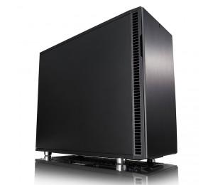 """Fractal Design Mid Tower: Define R6 Black, No PSU, 2x USB 3.0 + 2x USB 2.0, 6x 3.5""""/ 2.5"""", 3x"""