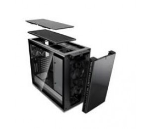 Fractal Design Define R6 Blackout Tempered Glass Usb-c Fd-ca-def-r6c-bko-tgl