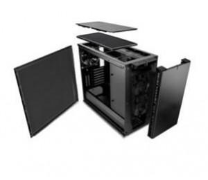 Fractal Design Define R6 Blackout Usb-c Fd-ca-def-r6c-bko