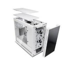 Fractal Design Define R6 White Tempered Glass Usb-c Fd-ca-def-r6c-wt-tgc