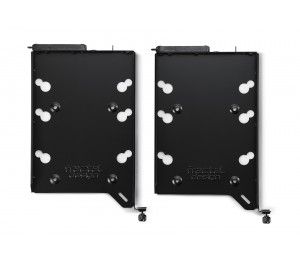 Fractal Design Define R6 Hdd Drive Tray Kit - Type A Black Fd-Acc-Hdd-A-Bk-2P