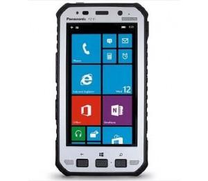 "Panasonic Toughpad Fz-E1 (5"" ) Mk1 With Barcode Reader & Hand Strap (Win 10 Iot) Fz-E1Dmcap7A"