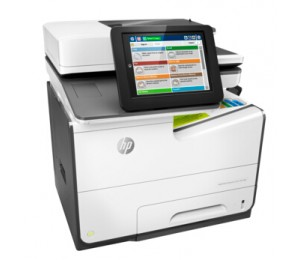HP PAGEWIDE ENT COLOR MFP 586F PRNTR G1W40A