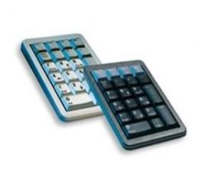 Cherry Notebook Size, 21 Key Num Eric Pad, 4 Programmable/ Rele G. Keys, External Ps/ 2