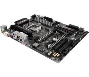 GIGABYTE MB: H270 LGA1151 4xDDR4 1xPCIEx16 RAID 2xM.2 HDMI DVI 2xeSATA Killer NIC Thunderbolt