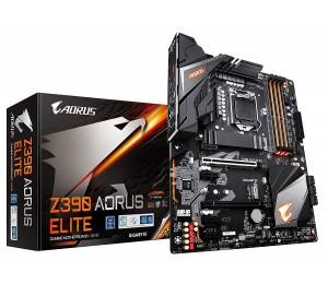 Gigabyte Z390 Aorus Elite Mb 1151 4xddr4 6xsata 2xm.2 Usb-c Atx 3yr Ga-z390-aorus-elite