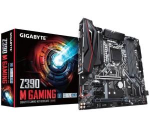 Gigabyte Z390 M Gaming Mb 1151 4xddr4 6xsata 2xm.2 Usb-c Uatx 3yr Ga-z390m-gaming