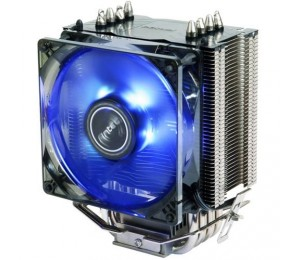 Antec Cpu Cooler: Air Cooler A40 Pro (92Mm Fan With Led) A40-PRO