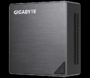 Gigabyte Brix I5-8250u 2 X Dimm Ddr4 1x Hdmi2.0 1 X Mini Dp 2 X Usb3.0 1 X Rj 1 X Dc-in Gb-bri5h-8250-bw
