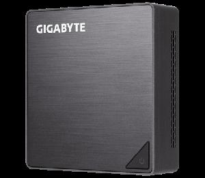 Gigabyte Brix I7-8550u 2 X Dimm Ddr4 2 X Usb3.1 2x Usb3.0 1 X Hdmi 1 X Mini Dp 1 X Rj45 1x Dc Gb-bri7h-8550-bw