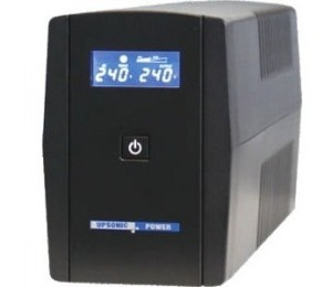 UPSONIC 800VA UPS With Modified SineWave Output & AVR - without Green Function GD800