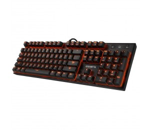 Gigabyte Force K85 Mechanical Keyboard (kailh Red Switches)rgb Backlight 2yr Wty Gk-force-k85-r