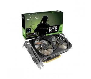 Galax 6Gb Geforce Rtx 2060 (1-Click Oc) Graphics Card Glx-26Nrl7Hpx7Oc