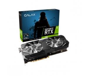 Galax 8Gb Rtx 2080 Ex (1-Click Oc) Graphics Card Glx-28Nsl6Ucu9En