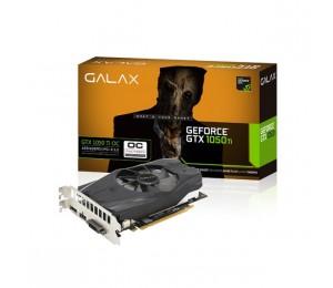 Galax 4Gb Gtx1050 Ti Oc Graphics Card 128-Bit Ddr5 - Dp 1.4, Hdmi 2.0B, Dual Link-Dvi-D Glx-50Iqh8Dsn8Oc