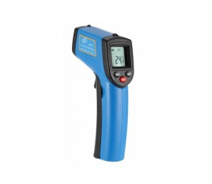Gm321 Infrared Thermometer With Laser Aimpoint Gm-321