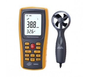 Benetech Gm8902 Usb Interface Air Flow Anemometer Gm-8902