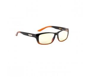 Gunnar Micron 24k Amber Dark Ale Indoor Digital Eyewear Gn-mic-07001