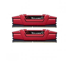 G.SKILL DDR4-3000 32GB Dual Channel Ripjaws V Blazing Red [F4-3000C15D-32GVR] GS-F4-3000C15D-32GVR