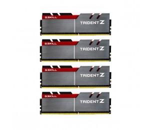G.SKILL DDR4-3866 16GB Quad Channel [Trident Z] F4-3866C18Q-16GTZ GS-F4-3866C18Q-16GTZ