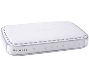 Netgear Gs605 5-port Gigabit Switch Gs605au