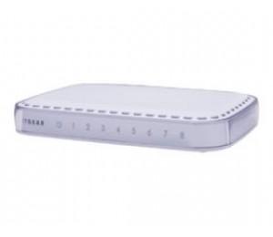 Netgear Switch: 8 Port 10/ 100/ 1000Mbps Unmanaged Gs608Au#