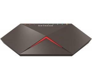 """Netgear """"Nighthawk Sx10"""" Gs810Emx 8-Port Switch With 2X 10G/ Multi-Gig Uplinks Gs810Emx-100Aus"""