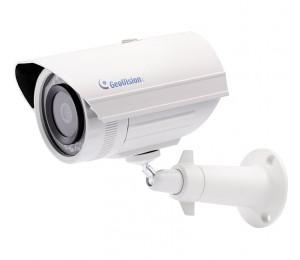 Geovision 84-EBL2100-2020 GV-EBL2100-2F 2MP H.264 Low Lux IR Bullet IP Camera, 3.8mm Lens