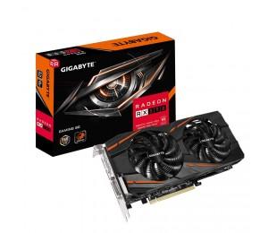 Gigabyte Radeon Rx590 Pcie X16 8Gb Gddr5 Dvi Hdmi 3Xdp Gaming 3Yr Gv-Rx590Gaming-8Gd