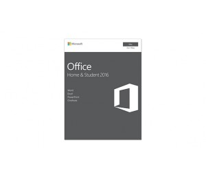MICROSOFT Office Mac Home Student 2016 English APAC DM Not to Korea Medialess P2 GZA-00984