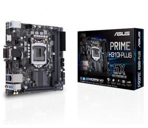 Asus Prime H310I-Plus R2.0 Intel H310 Mini-Itx M/ B Prime H310I-Plus R2.0