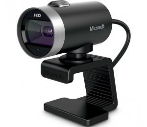 Microsoft LifeCam Cinema USB HD Webcam Video Chat, Auto Focus, Face Tracking, Skype Certified H5D-00016
