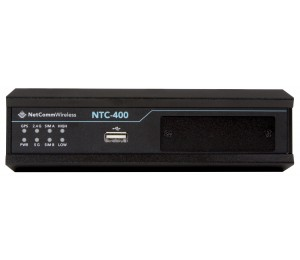 Netcomm Ntc-400 4G Lte Cat6 Industrial M2M Router With Dual Sim Failover And Dual Band Wifi