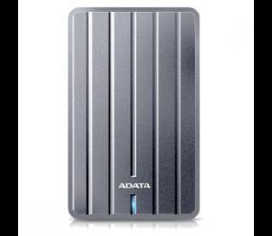 Adata Technology Adata Hc660 Slim 9.6mm 2tb External Hdd Usb 3.0 (backward Compatible With Usb