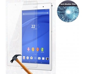 I-Tech Premium Tempered Glass Screen Protector for Sony Z3 Tablet Compact with 2.5D Curved edge