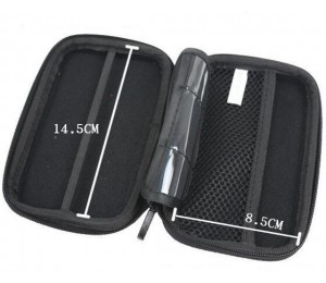 Generic 2.5'' Mobile HDD protection case Box Waterproof dustproof anti-static scratch-resistant